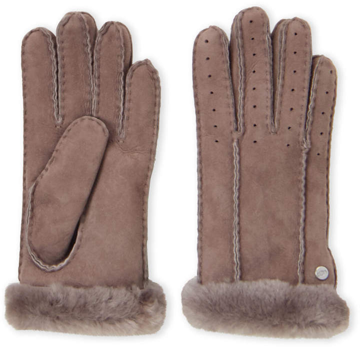 bd66573151f Ugg Shearling Gloves - Images Gloves and Descriptions Nightuplife.Com