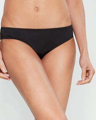 Laundry by Design Black Hipster Bikini Bottom