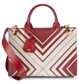 Anya Hindmarch Leather Patterned Tote Bag