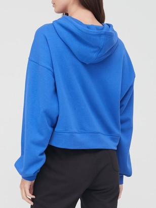 adidas Trefoil Essentials Hoodie - Blue
