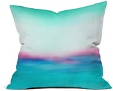 "DENY Designs Laura Trevey In Your Dreams Decorative Pillow, 16"" x 16"""
