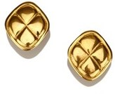 Chanel Pre-owned: Gold-tone Clip-on Earrings.