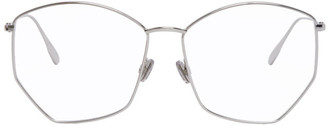Christian Dior Silver DIORSTELLAIRE04 Glasses