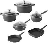 Berghoff Gem Cast Alum 10Pc Cookware Set