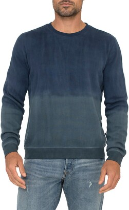 Sol Angeles Dip Dye Crewneck Sweatshirt