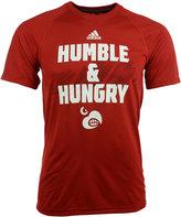adidas Men's Louisville Cardinals Sideline Glory Ultimate T-Shirt