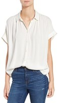Madewell Women's Central Drapey Shirt