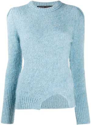 ANDERSSON BELL Rozi Alpaca Puff sleeve Sweater