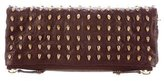 Thomas Wylde Studded Leather Crossbody Bag
