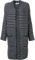 Closed wool jacket