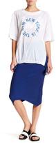 DKNY Knit Midi Pencil Skirt