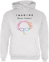 Old Glory Election 2016 Bernie Sanders Imagine Adult Hoodie