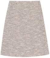 LK Bennett Gee Black Tweed Skirt