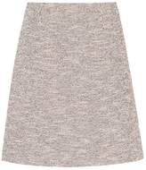 LK Bennett Gee Pink Tweed Skirt