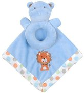 Carter's Snuggle Me Blankie & Rattle ( Hippo)