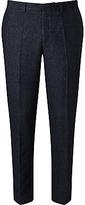 Libertine-libertine Tell Transworld Wool Trousers, Dark Navy