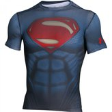 Under Armour Superman Alter Ego Compression T-Shirt - AW16