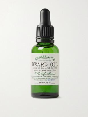 D.R. Harris D R Harris - Beard Oil, 30ml - Men - Green