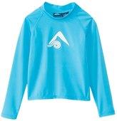 Kanu Surf Boys' Platinum L/S Rashguard (2T5T) - 8147168