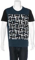 Maison Margiela Intrecciato Embroidered T-Shirt