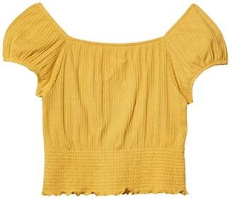 O'Neill Kids Sallie (Little Kids/Big Kids) (Goldie) Girl's Clothing
