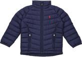 Ralph Lauren Quilted shell puffa jacket
