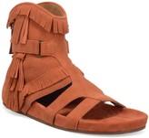 Dingo Sunny Day Women's Suede Sandals