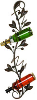 House of Hampton Wombwell 4 Bottle Wall Mounted Wine Rack