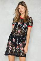 Nasty Gal nastygal Summer Dance Lace Dress