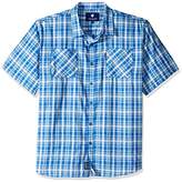 Rocawear Men's Palace Short Sleeve Shirt
