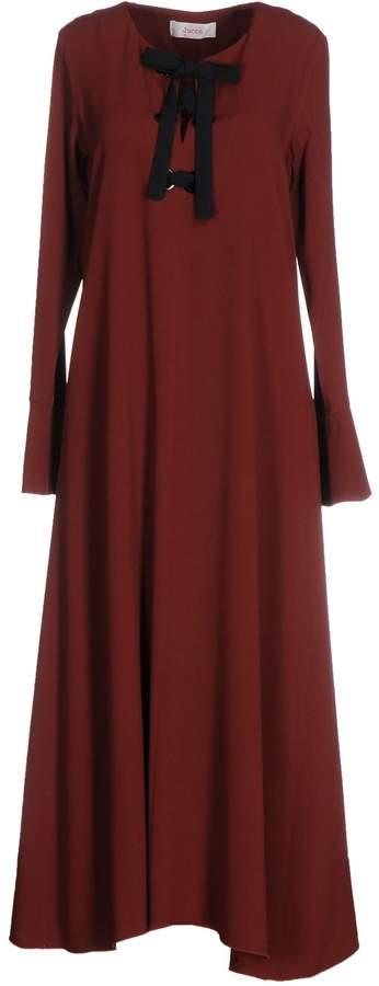 Jucca 3/4 length dresses - Item 34745940KD