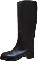 Max Mara Black boots