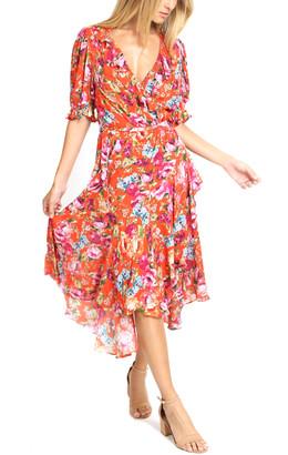 Icons Cha Cha Wrap Dress