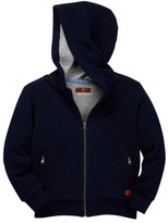 7 For All Mankind Knit Zip Hoodie (Big Boys)