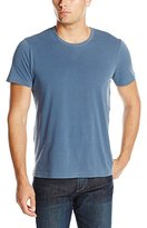 Splendid Mills Men's Pigment Basic Crew-Neck T-Shirt
