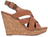 Jessica Simpson Womens Jamallo Open Toe Casual Wedged Sandals.