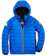 Canada Goose Boys' Sherwood Hooded Puffer Jacket - Little Kid, Big Kid