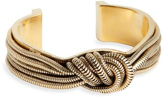 St. John Knot Chain Cuff