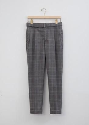 Officine Generale Pierre Tropical Wool Pants