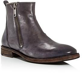 John Varvatos Men's Mitchell Zip Boots