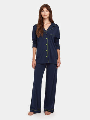 Cosabella Long Sleeve Top & Pant PJ Set
