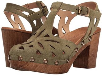 Eric Michael Nova (Green) Women's Shoes
