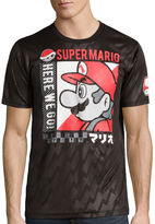 NOVELTY SEASON Nintendo Short-Sleeve Super Mario Tee