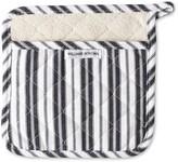 Williams-Sonoma Striped Potholder, Black