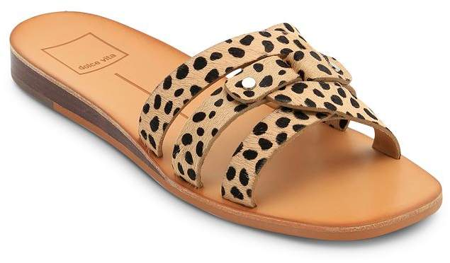 18292aef005f Dolce Vita Slide Women's Sandals - ShopStyle