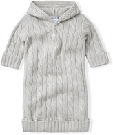Ralph Lauren Cashmere Cabled Bunting