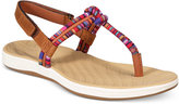 Sperry Women's Seabrook Elsie Slingback Flat Thong Sandals