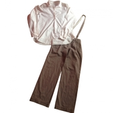 Chloé Brown Cotton Outfits