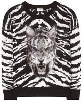 Saint Laurent Wool-blend sweater