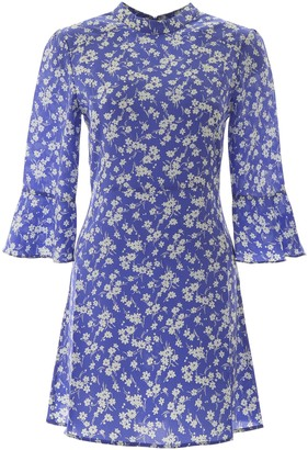 HVN Ashley Mini Dress